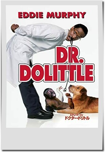 親子で観たい動物映画ランキング第6位ドクター・ドリトル